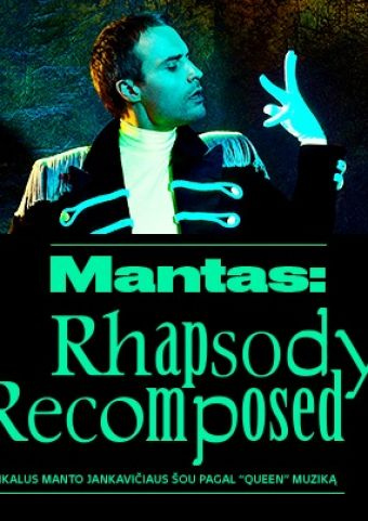 MANTAS RHAPSODY RECOMPOSED